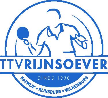 Logo Tafeltennisvereniging Rijnsoever