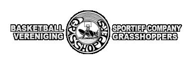 Logo Basketbalvereniging Grasshoppers